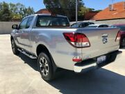 2018 Mazda BT-50 UR0YG1 XTR Freestyle Silver 6 Speed Manual Utility Palmyra Melville Area Preview