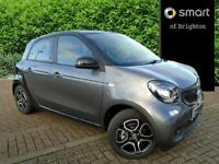 smart forfour ELECTRIC DRIVE PRIME PREMIUM 2018-01-30