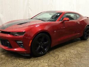 2017 Chevrolet Camaro 2SS 2dr Coupe w/ 6spd Manual Transmission,