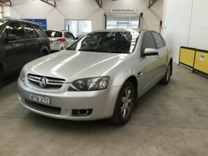 2007 Holden Berlina VE Silver 4 Speed Automatic Sedan Cardiff Lake Macquarie Area Preview