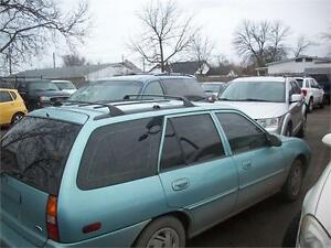 1998 Ford Escort WAGON SE LOW KLMS LOCAL TRADE AS-IS DEAL