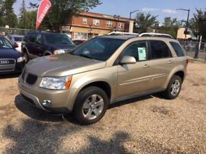 2008 Pontiac Torrent All Wheel Drive, Olympics Edition, Clean