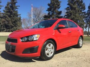 2012 Chevrolet Sonic, LT-PKG, AUTO, FULLY LOADED, A/C, ONLY 100K