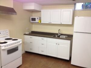 Bachelor Basement Apartment for rent close to York University