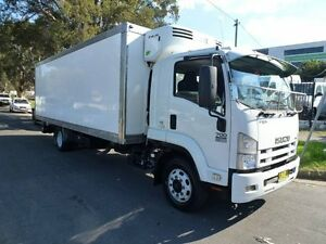 2008 Isuzu FSR Freezer & 700 Long 12 Pallet Refrigerated Truck 7.8l 4x2 Homebush West Strathfield Area Preview