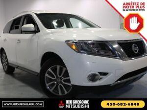 2014 Nissan Pathfinder SV, INSPECTÉ, SIÈGES CHAUFFANTS, 4X4, 7 P