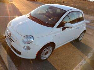 Only 38,000 km less used 2014 Fiat 500 Coupe (2 door)