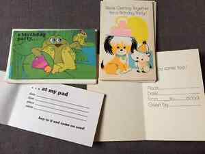 Greeting Cards / wrapping vintage miscellaneous Kitchener / Waterloo Kitchener Area image 2