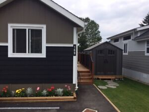 Garden Home available in Chemainus