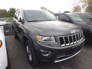 2016 Jeep Grand Cherokee LIMITED 4WD LEATHER SUNROOF