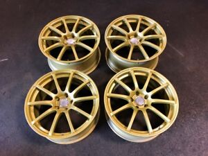 YOKOHAMA ORIGINAL WHEEL DESIGN 19 INCH GOLD MAGS FOR SALE