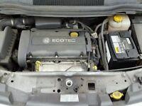 Vauxhall Astra 1.6 16V Engine Z16XEP (2006)