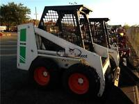 1990 BOBCAT 642B SKID STEER LOADER