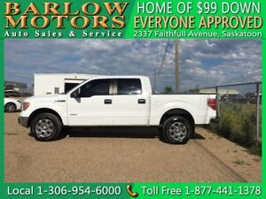 2013 Ford F-150 FX4 | $99 DOWN EVERYONE APPROVED!!!