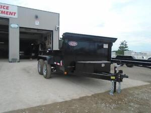 QUALITY 3.5 TON DUMP TRAILER 6X10 BED WITH LOTS OF STD FEATURES London Ontario image 3