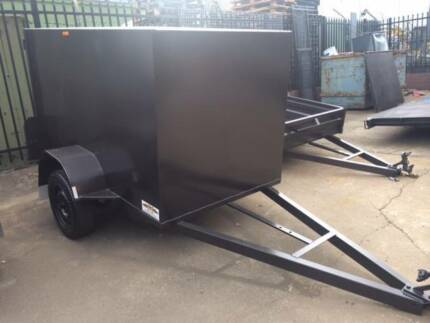Enclosed Luggage Box Trailers BRAND NEW BUY DIRECT