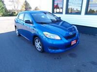 2010 Toyota Matrix w/ power package only $126 bi-weekly!