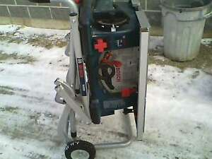 BOSCH 4100 10 INCH TABLE SAW  *LIKE NEW*
