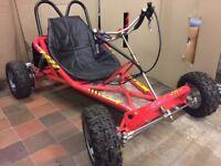 Petrol Go Kart