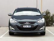 2012 Hyundai i40 VF Elite Tourer Blue 6 Speed Sports Automatic Wagon Ravenhall Melton Area Preview