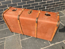 Beautiful Vintage 1930's Suitcase