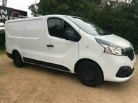 MW68GHO Renault Trafic SL27 1.6DCi 'BUSINESS+' SWB L1 120PS EURO 6