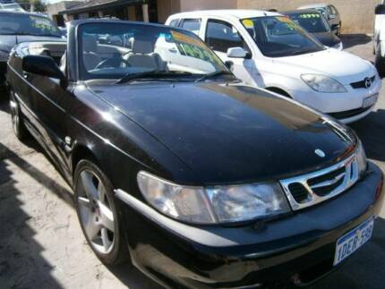 Saab Convertible***FREE 12 MONTHS WARRANTY*** Bayswater Bayswater Area Preview