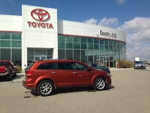 2014 Dodge Journey R/T 4dr All-wheel Drive,
