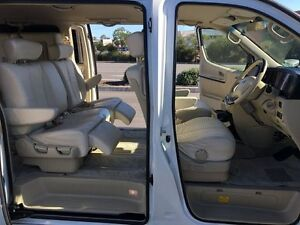 2007 Nissan Elgrand E51 Rider White 5 Speed Automatic Wagon Arundel Gold Coast City Preview