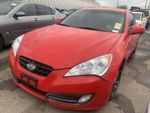 2011 Hyundai Genesis Coupe CERTIFIED
