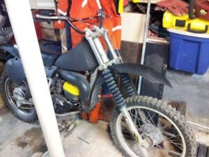Wanted Farm/Barn finds of Vintage Dirt Bikes