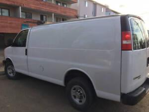 CARGO VAN - 2012 Chevrolet Express 2500 - w/ BONUSES
