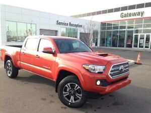 2017 Toyota Tacoma Demo TRD Sport Upgrade Tonneau Cover, Side St