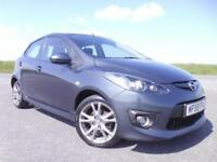 MAZDA 2 1.3 Tamura 2009/59, 5 DOOR HATCHBACK hpi clear, S/H, NEW MOT