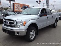 ONLY 208 BIWEEKLY 0 DOWN 2013 Ford F-150 ECOBOOST 4x4