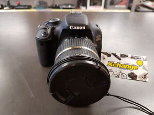 Canon eos 600d zoom 10-24mm *****4030337****