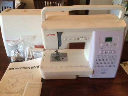 Hardly used in new condition JANOME 6260 Quilter Companion. Carindale Brisbane South East Preview