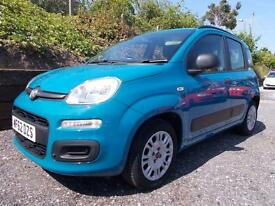 FIAT PANDA 1.2 EASY 5d 69 BHP LOW FINANCE RATES APPLY ON OUR (turquoise) 2012