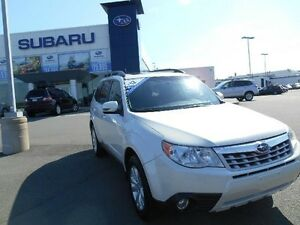 2012 Subaru FORESTER LIMITED WITH NAV