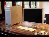 Apple Mac Pro Setup - Complete - Logic Pro X - Final Cut Pro X - Adobe CS6