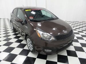 2013 Kia Rio LX + Sedan Automatic - $6/Day - Heated Seats