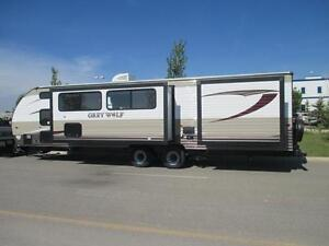 2016 Forest River Grey Wolf 29DSFB Travel Trailer