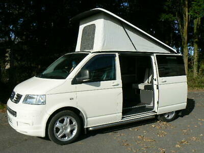 VW Campervan t5 swb for sale  Swansea