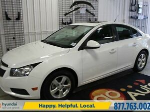 2013 Chevrolet Cruze LT TURBO/AUTO/AC/CAM/LEATHER