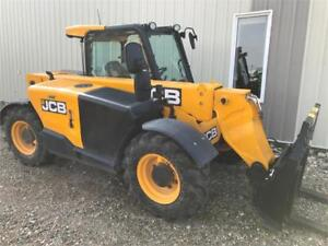 JCB 525-60 Agri Plus Telescopic Handler