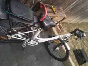 E-bike - selling for parts!
