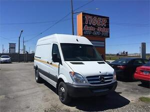 2012 Mercede benze Sprinter 3500 **NAVI***DIESEL***BACKUP CAMERA