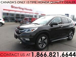 2015 Honda CR-V TOURING | AWD | NO ACCIDENTS | NAVIGATION