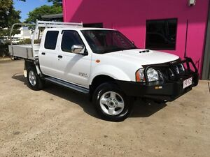 2011 Nissan Navara D22 MY2010 ST-R White 5 Speed Manual Utility Rocklea Brisbane South West Preview
