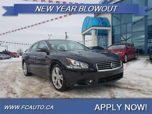 2012 Nissan Maxima Fully Loaded!! Low